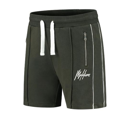 Groen heren short Malelions - Thies Short 2.0 408