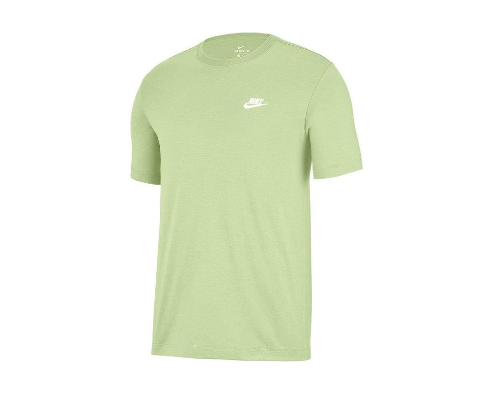 Lichtgroen heren t-shirt Nike - AR4997-383