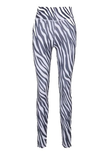 Witte dames tight Nike One 7/8 printed - DC5276-596