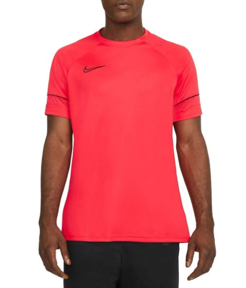 Rood heren t-shirt Nike Dri-Fit Academy - CW6101-660