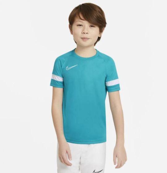 Blauw kinder t-shirt Nike Dri-Fit Academy BG - CW6103-356