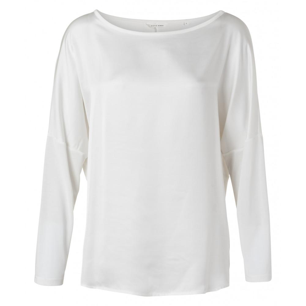 Witte dames top YAYA - 1901397-112