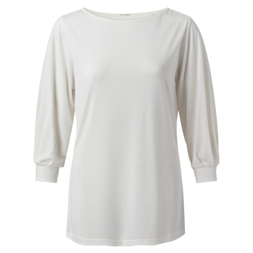 Witte dames top YAYA - 1909402-113