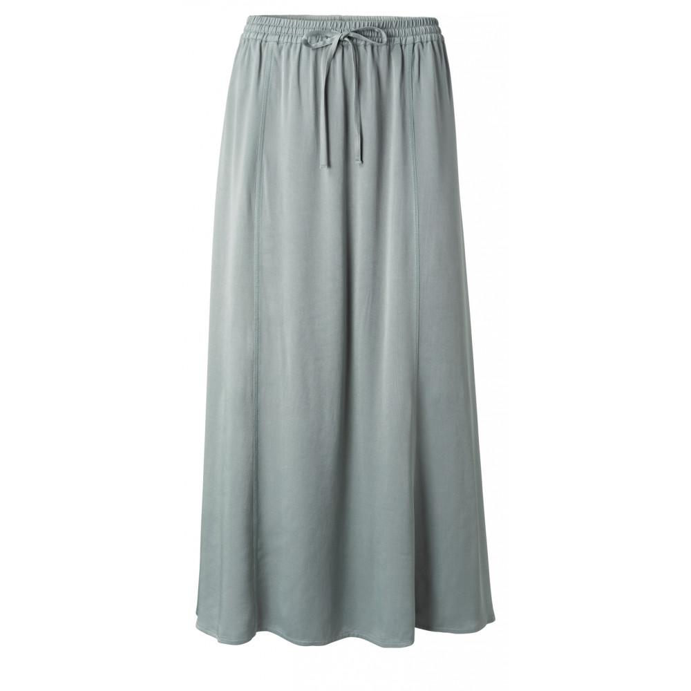 Blauwe dames rok YAYA -1401134-113