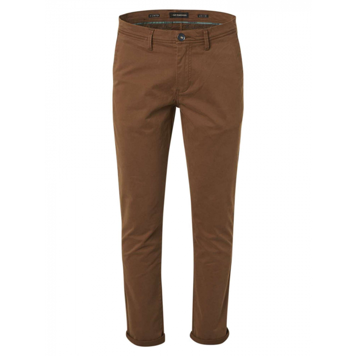 Camel kleurige chino No Excess 117110107SN - 140