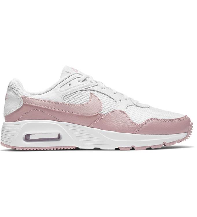 Wit/roze dames sneakers Nike Air Max SC - CW4554-102