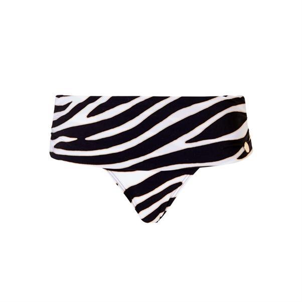 Wit/zwart bikini broekje Tc WoW - 20214-2193
