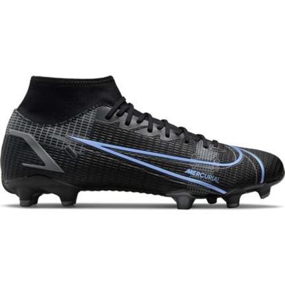 Zwarte voetbalschoen Nike Superfly 8 Academy FG/MG - CV0843-004