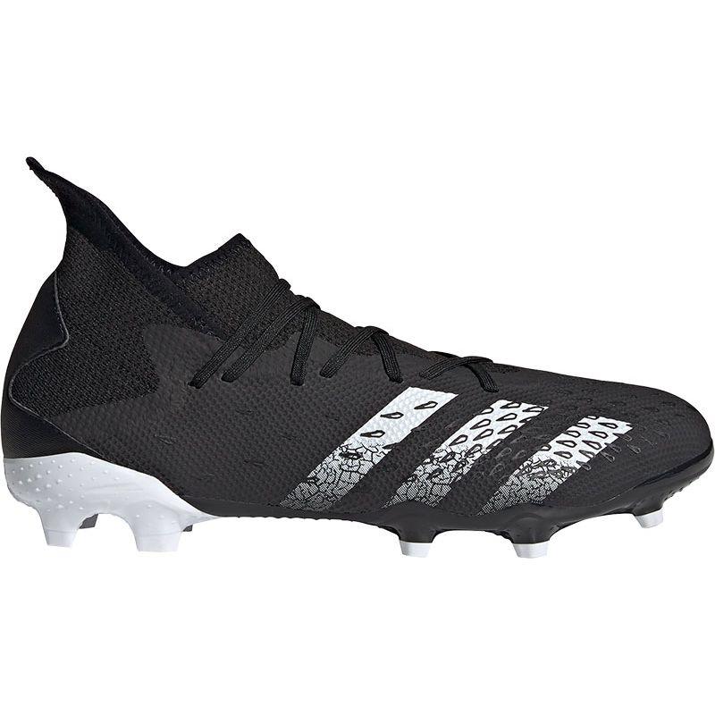 Zwarte voetbalschoenen Adidas Predator Freak.3 FG - FY1030