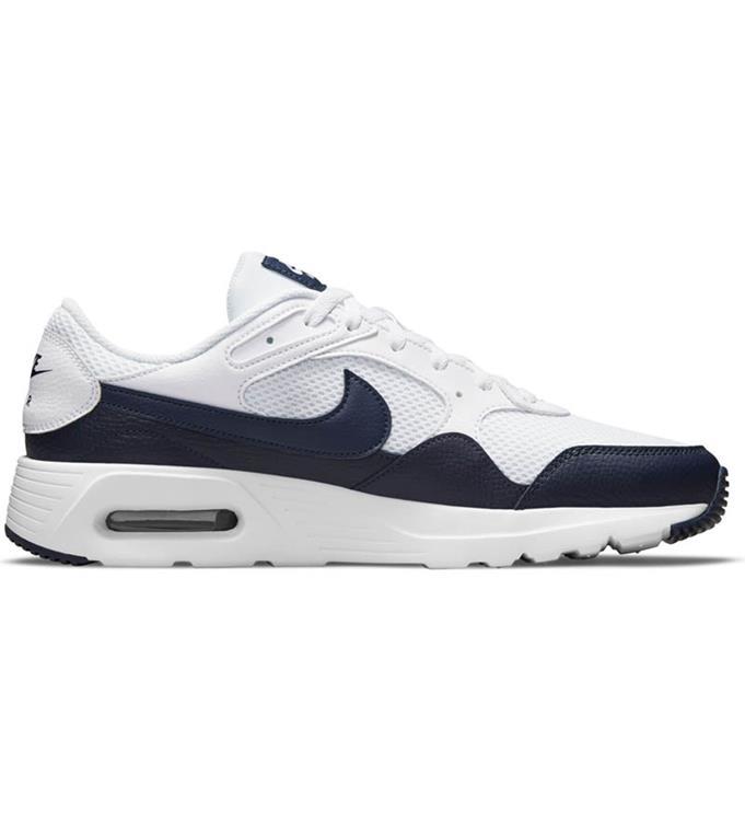 Wit/blauwe heren sneakers Nike Air Max SC - CW4555-106