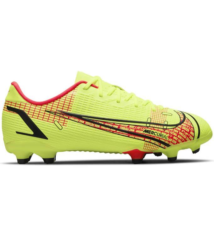 Gele kinder voetbalschoenen Nike Vapor 14 Academy - CV0811-760