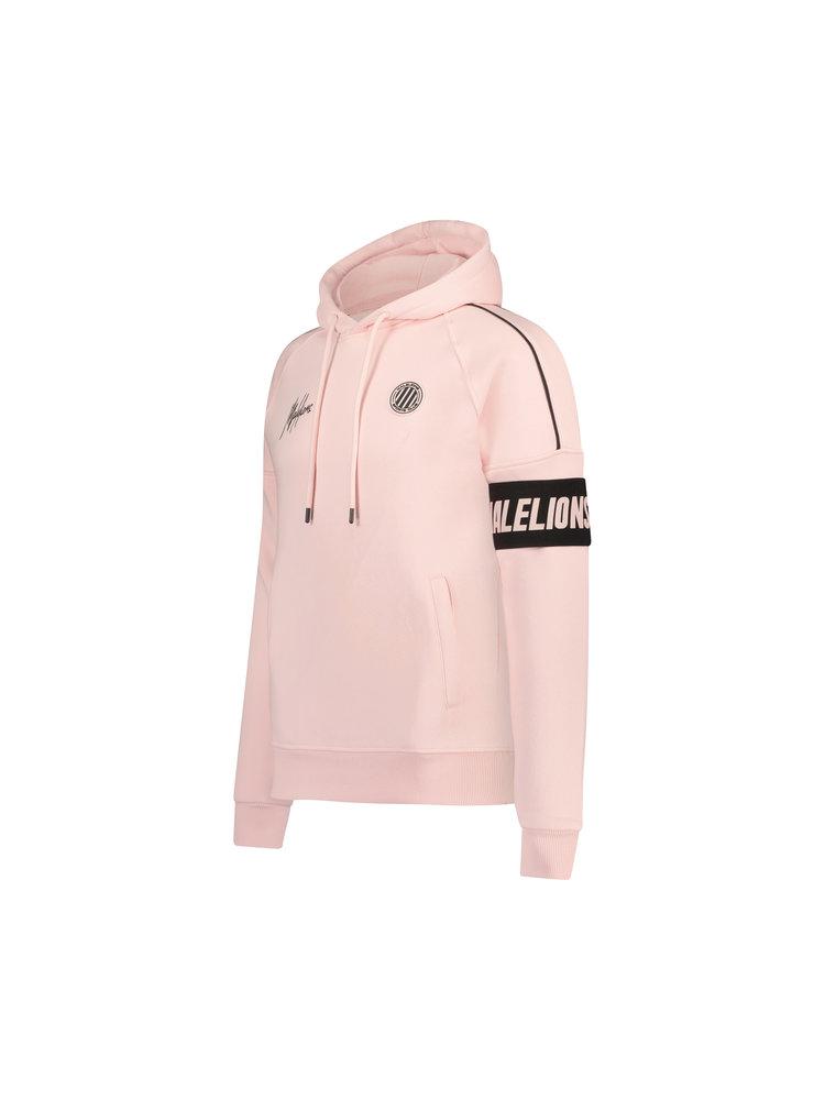 Roze hoodie Malelions - Coach Hoodie 001