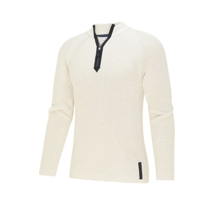 Witte heren trui Blue Industry - KBIW21-M9 off white