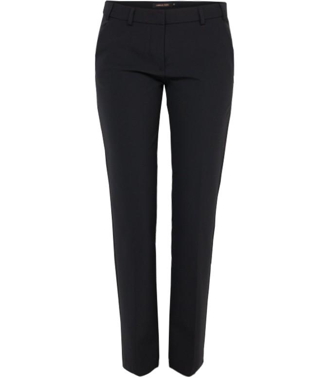 Zwarte dames pantalon Summum - 4S1219-10055B