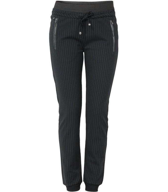 Zwarte dames broek Summum - 4S1218-10100B