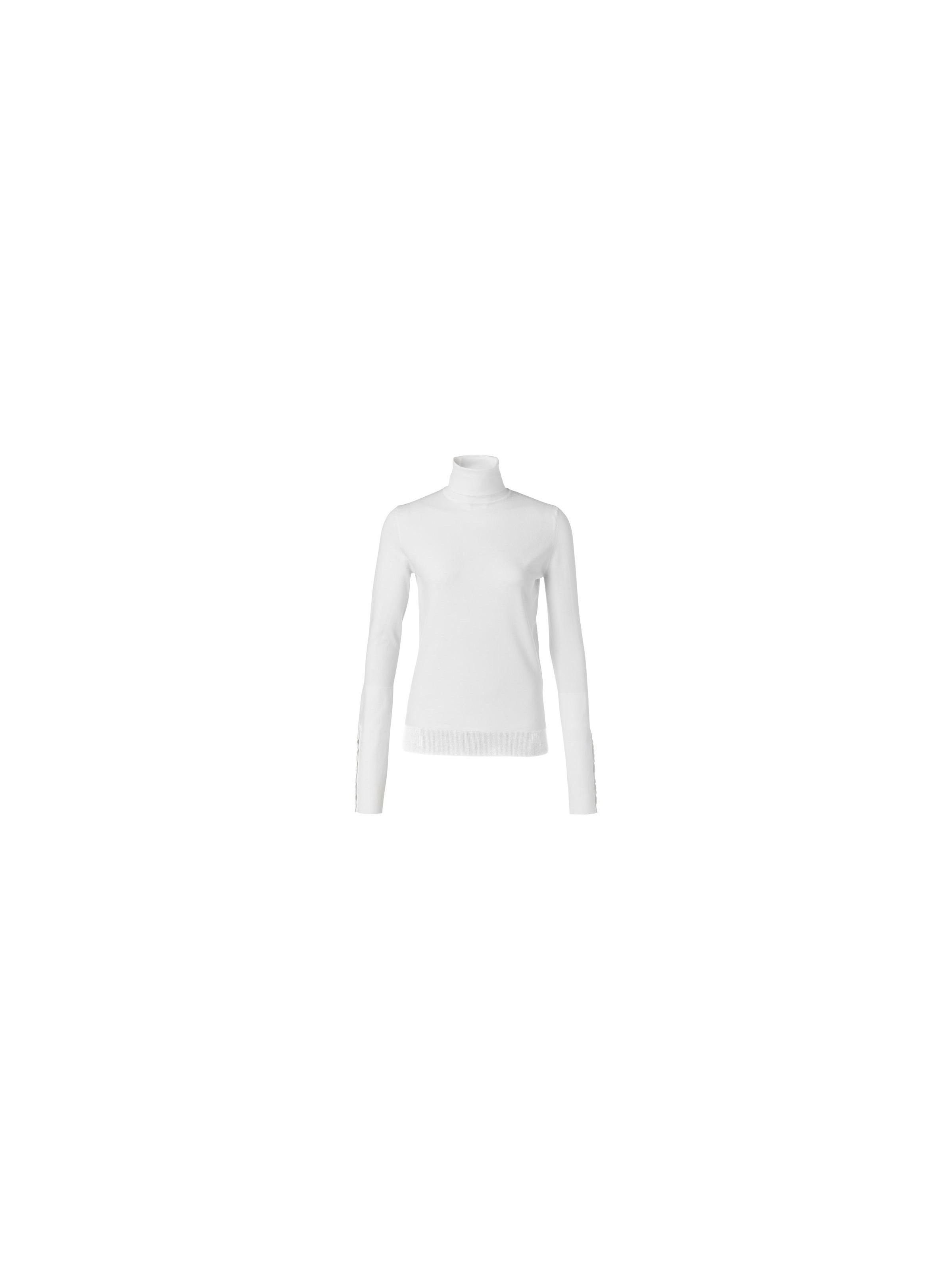Witte dames trui Yaya - 1000216-122