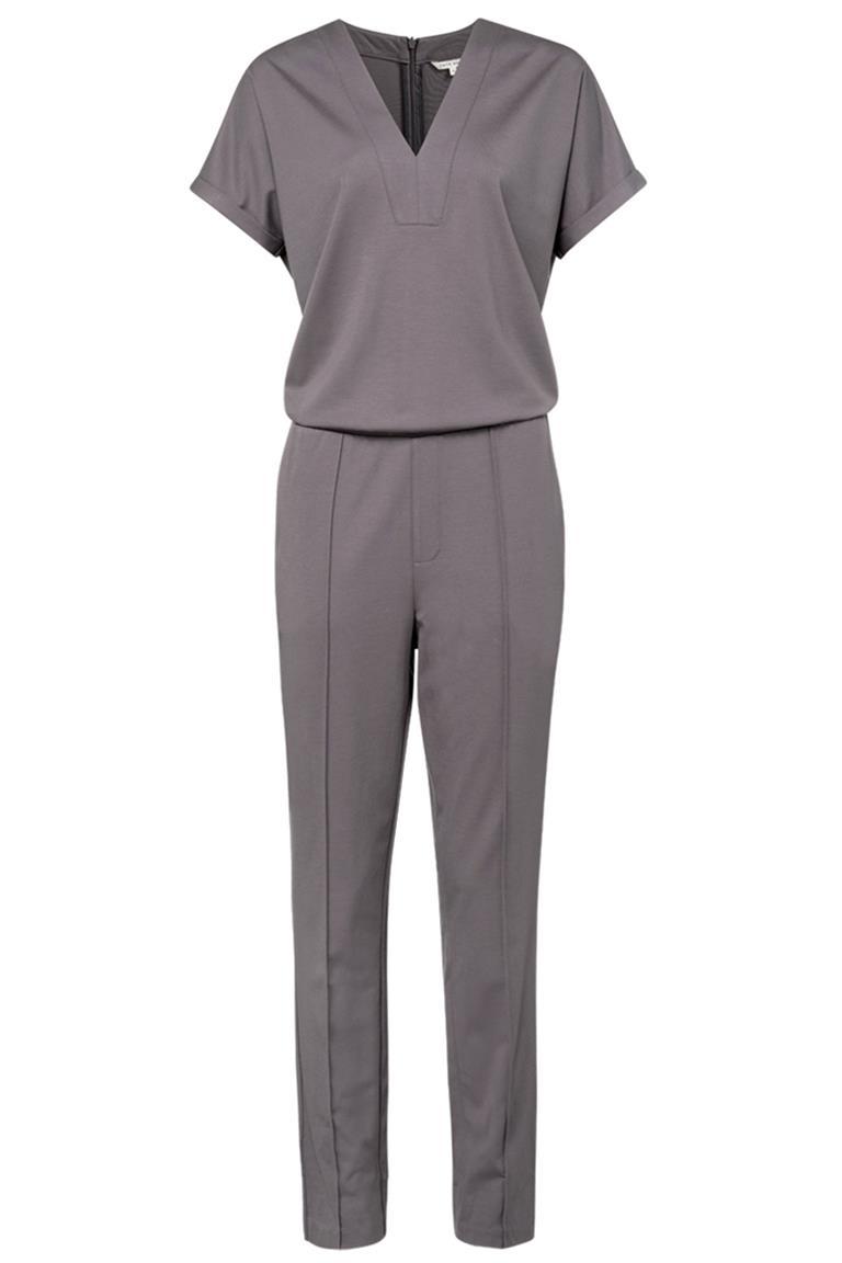 Grijze dames jumpsuit YAYA - 1249030-121