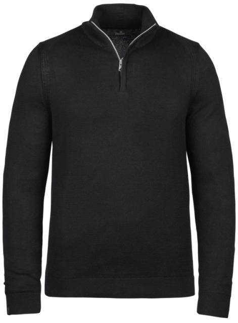 Zwarte heren trui Vangaurd - VKW215306-999