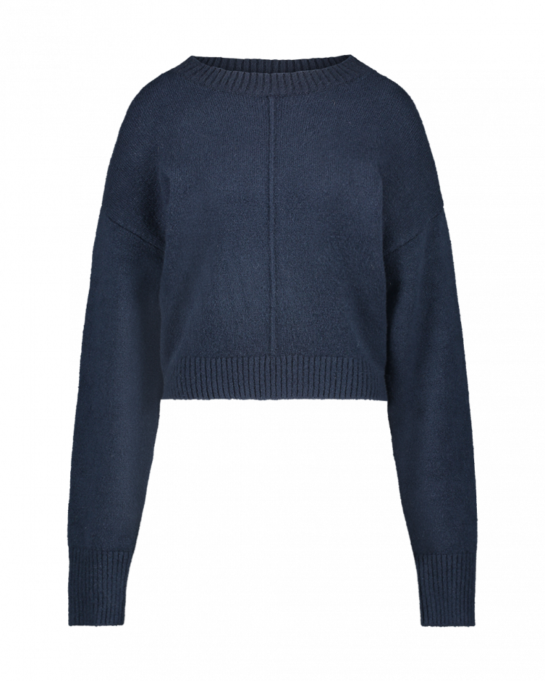 Donkerblauwe dames trui Aaiko - Molly