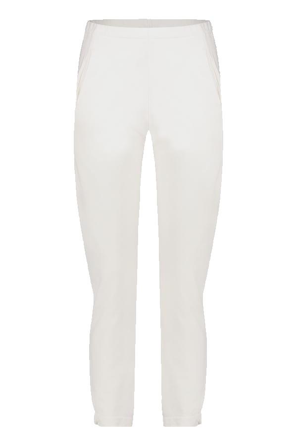 Witte dames broek Penn&Ink - w21f970 004 off white