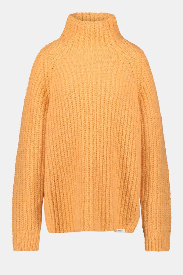 Oranje dames trui Penn&Ink - W21B118 17 orange