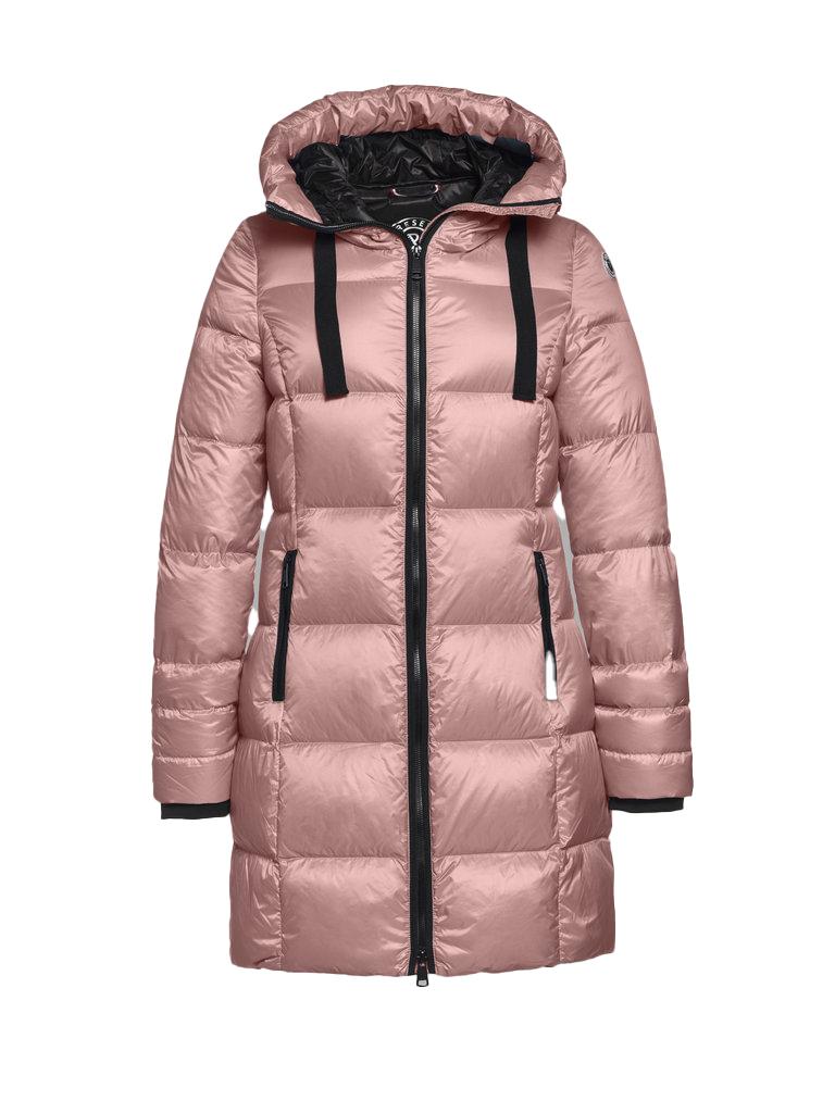 Roze dames jas Reset - Nagoya 4190 blush pink