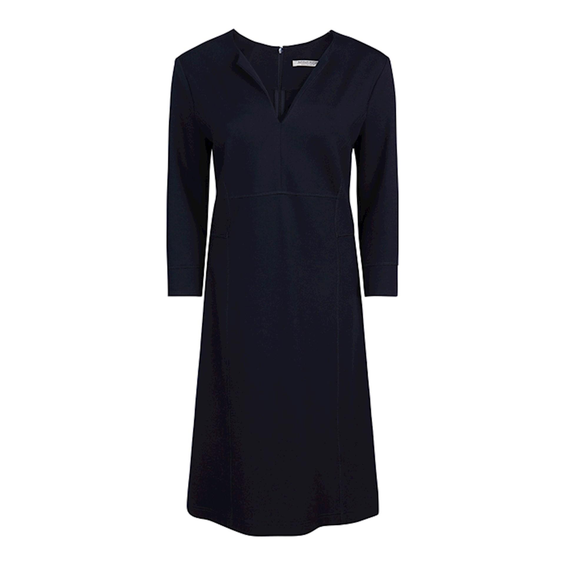 Donkerblauwe dames jurk Summum - 5s1310-496