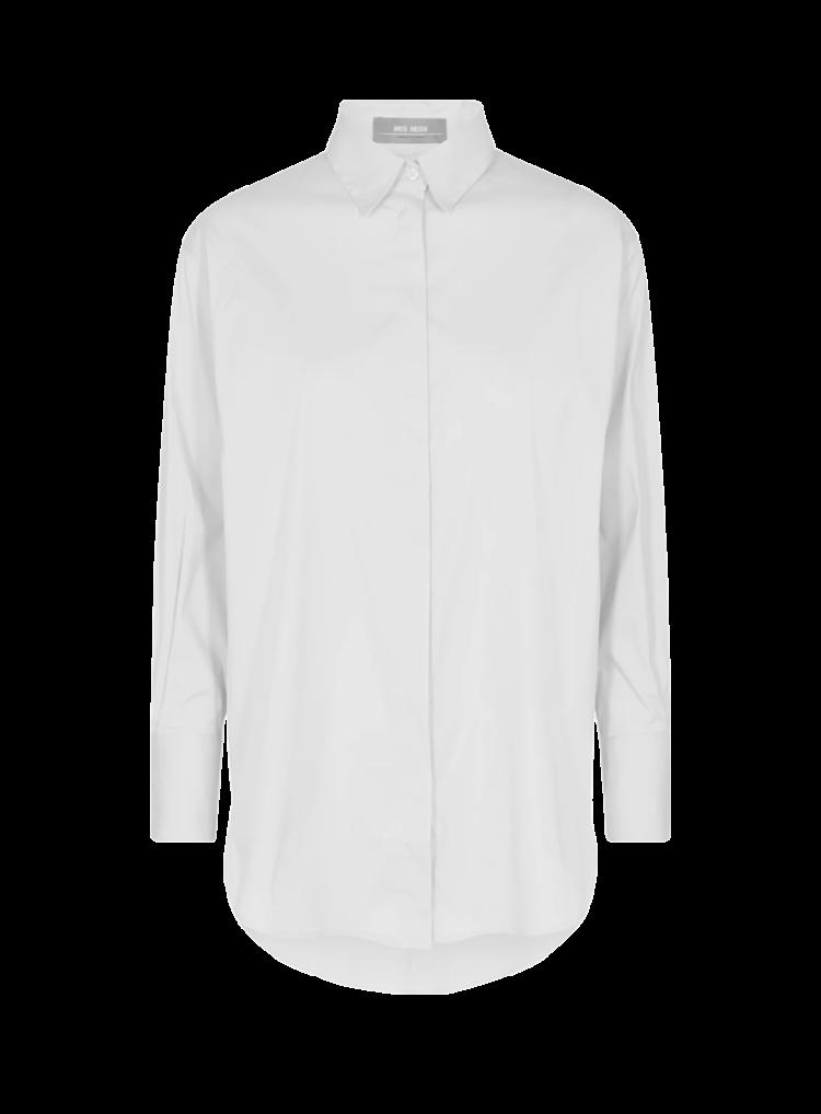 Witte dames blouse Mos Mosh - Enola shirt 140010-101
