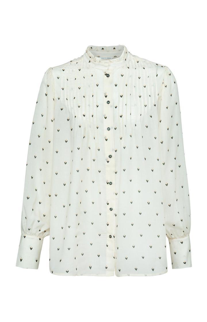 Beige dames blouse YAYA - 1101252-123 658061