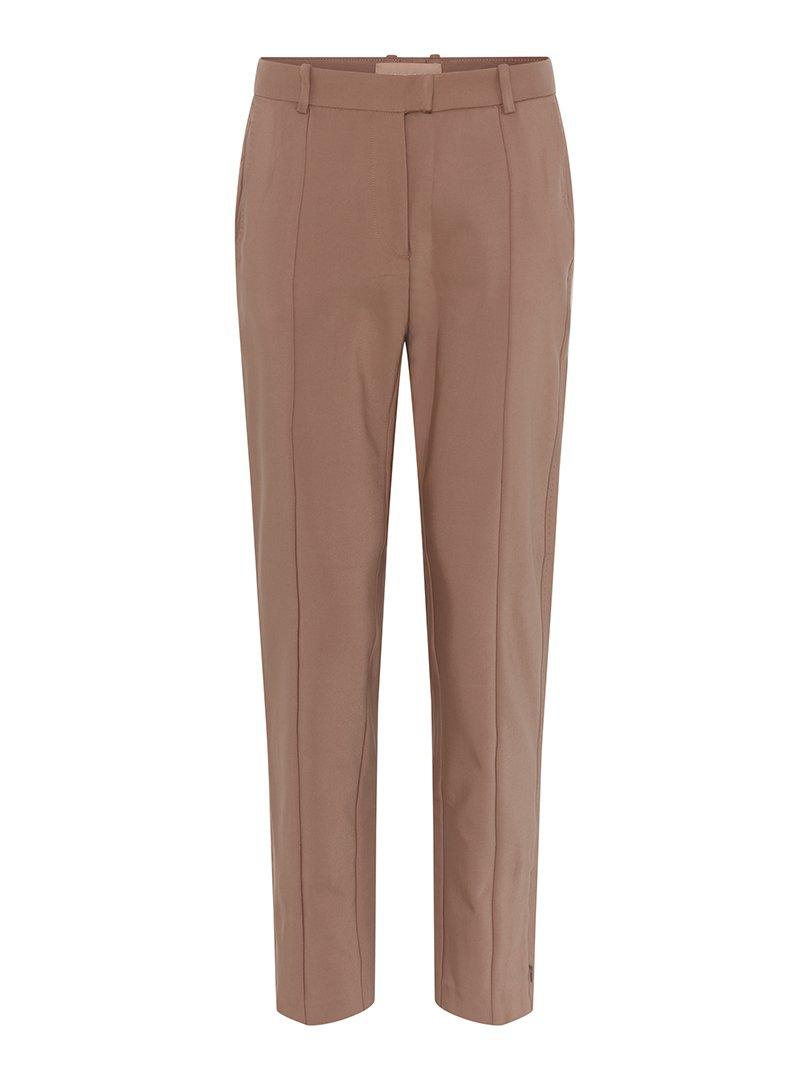 Bruine dames pantalon Gustav - 6604-0-2584