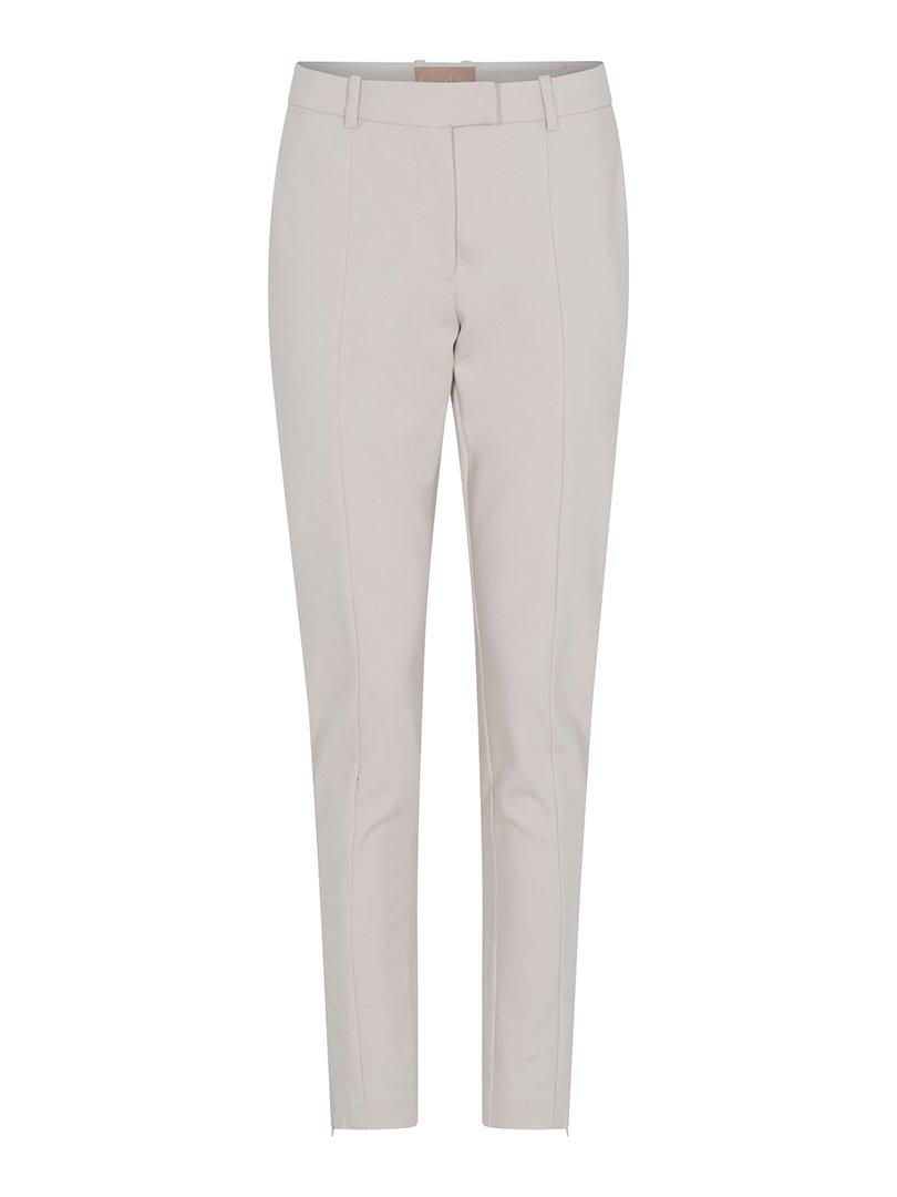 Witte dames pantalon Gustav - 6604-0-2017