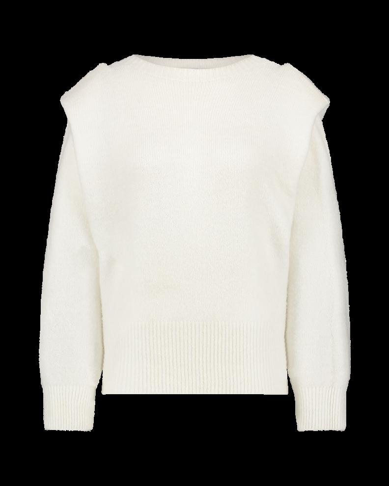 Witte dames trui Aaiko - Mischa 114300