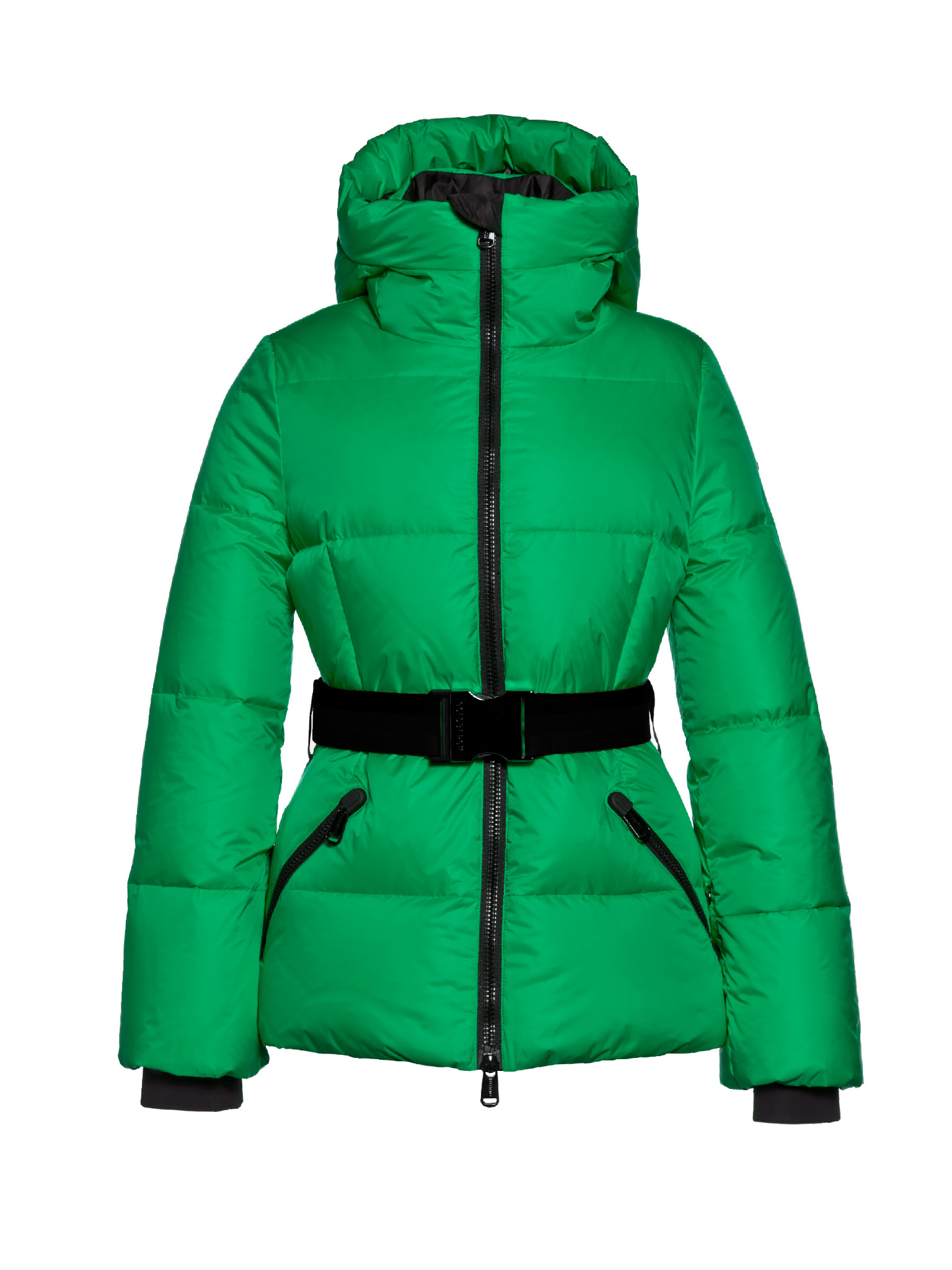 Groene dames skijas Goldbergh - Snowmass
