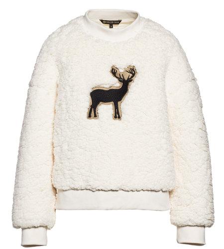 Witte dames trui Goldbergh - Deer Teddy