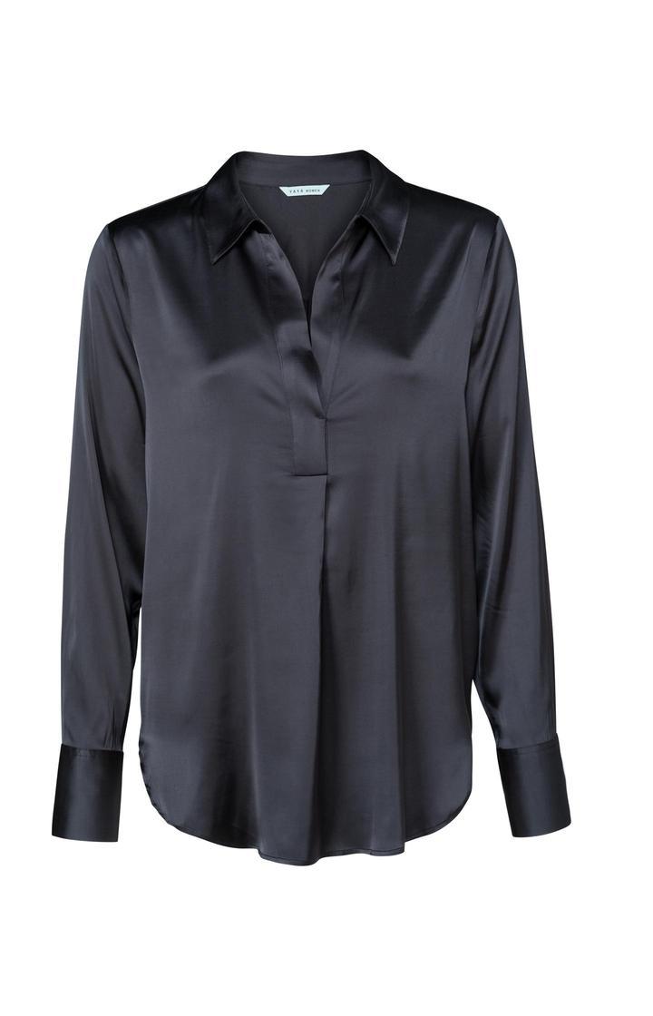 Zwarte dames blouse YAYA - 1901497-125 93902