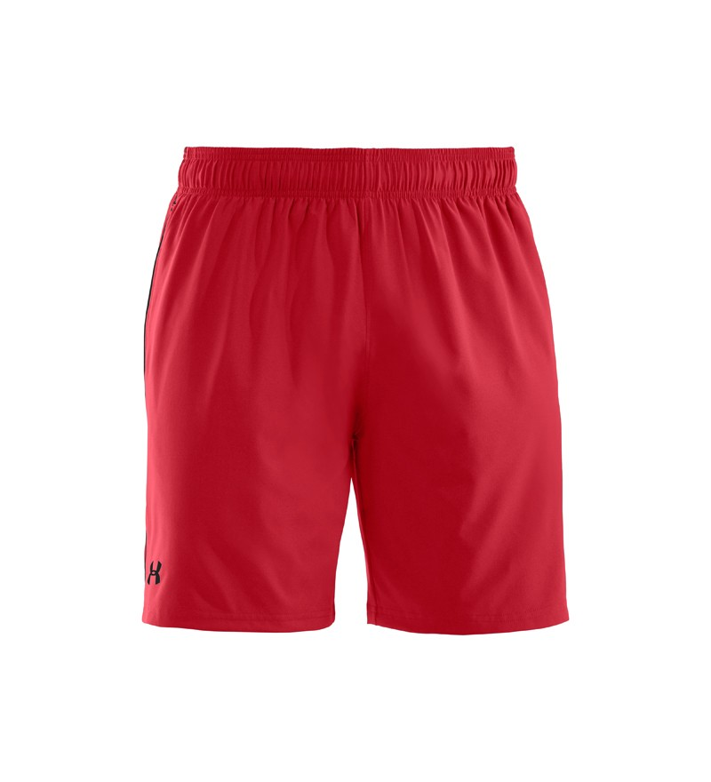 Rood trainingsshort Under Armour 1240128-600