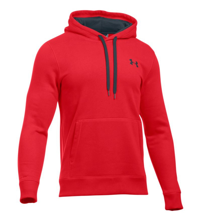 Rode trainings hoodie Under Armour 1280780-600