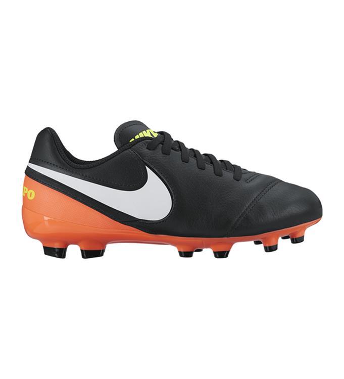 Zwart Voetbalschoen Nike Tiempo Legend 819186