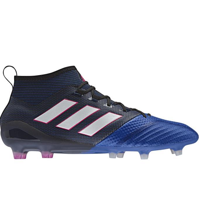 Zwart/Blauw Voetbalschoen Adidas Ace 17.1 Primeknit BB4315