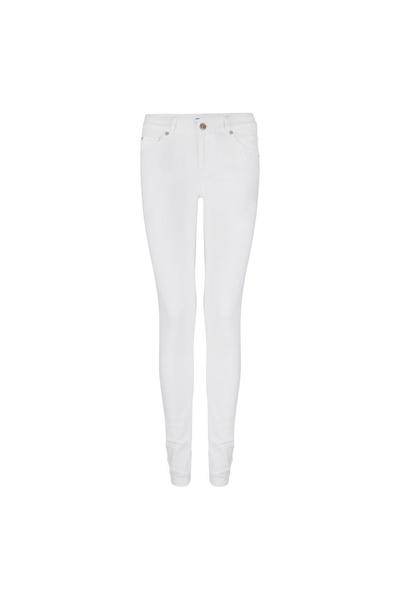 Witte dames jeans Supertrash - Paradise