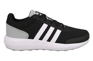 Zwarte jongens sneaker Adidas Cloudfoam Race - AW 4041