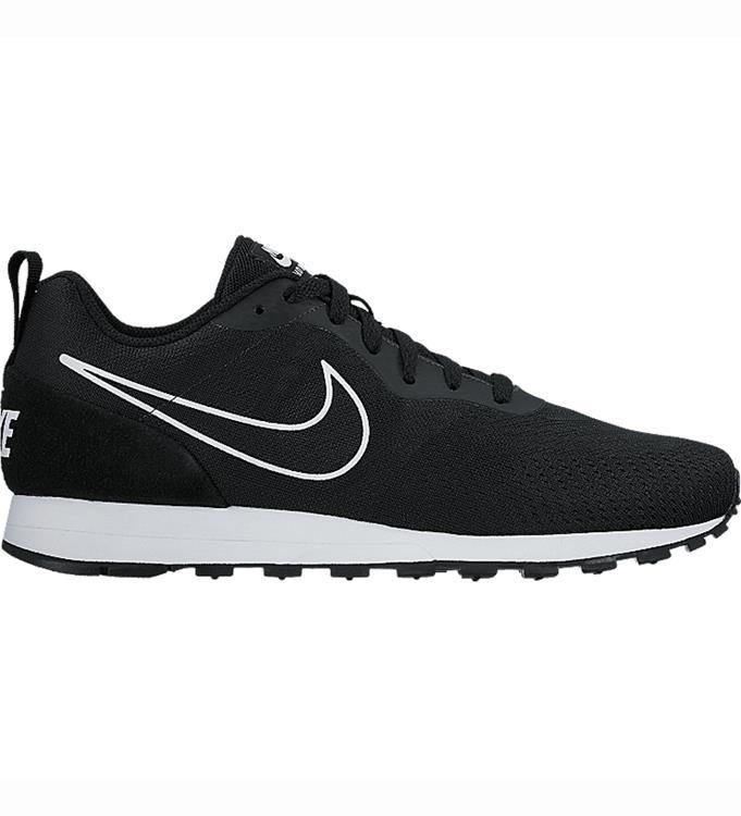 Zwarte heren sneaker Nike MD Runner 2 - 902815 002
