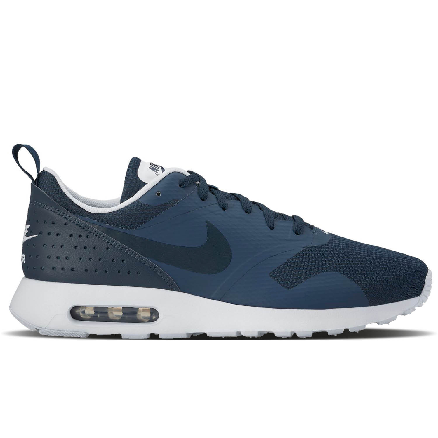 purchase cheap c9662 18d34 Donkerblauwe heren sneaker Nike Air Max Tavas - 705149 409
