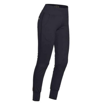 Zwarte dames tight fit Golbergh - Booty Pant 713