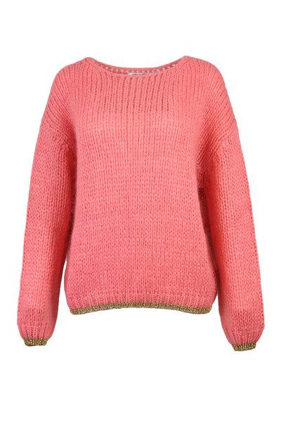 Roze dames trui Summum - 7S5366-7684