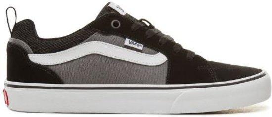 Zwart/Grijze heren schoenen Vans - Filmore - va3mtjt2j