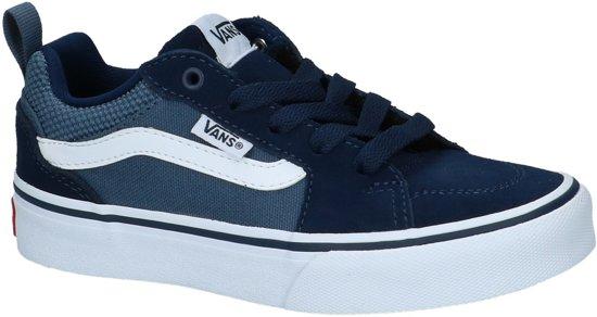Blauw/lichtblauw kinder schoen Vans - Fillmore jr - Va3MVPT2L
