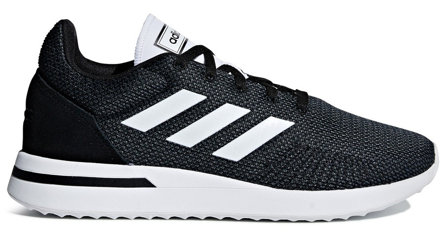 Zwart/Wit heren schoen Adidas - 96550 run70s - CBLACK/FTWWHT/CA