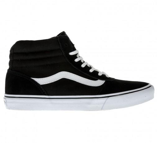 Zwart witte dames schoen Vans - Maddi hi - va3il3iju
