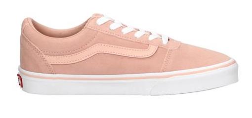 Roze dames schoen Vans - Ward - va3iunufn -